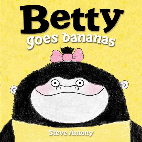 Betty Goes Bananas book
