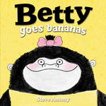 Betty Goes Bananas book