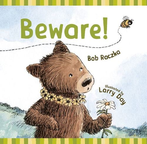 Beware! book