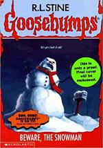 Beware, the Snowman book
