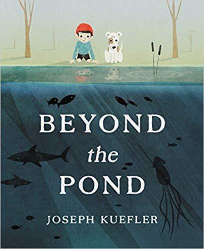 Beyond the Pond book
