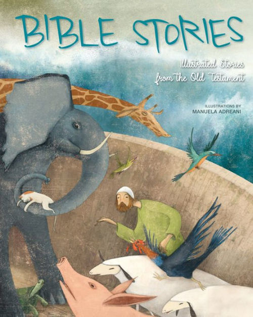 Bible Stories book