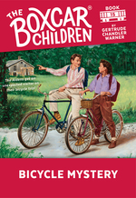 Bicycle Mystery book