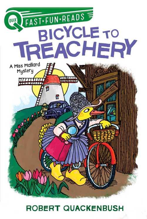 Bicycle To Treachery book