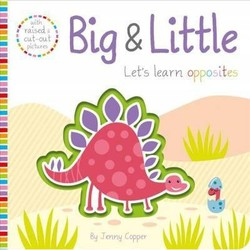 Big & Little book