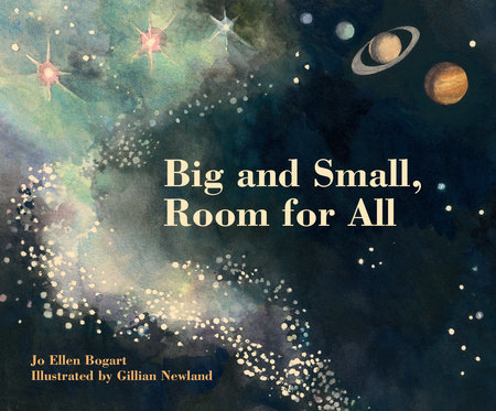 Big and Small, Room for All book