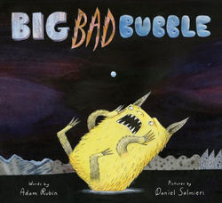 Big Bad Bubble book