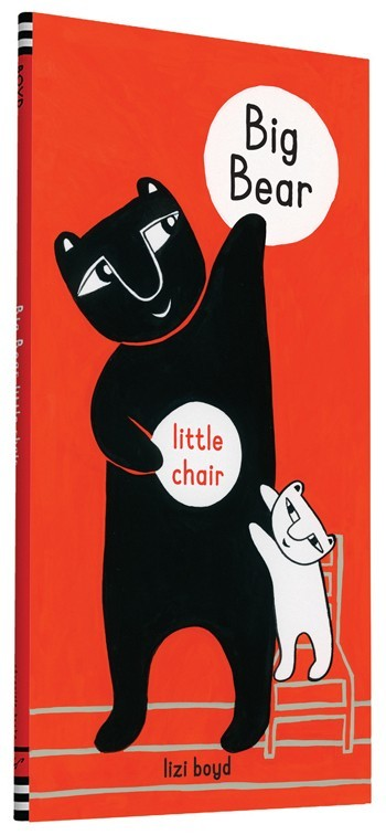 Big Bear Little Chair book