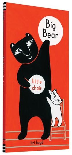 Big Bear Little Chair book