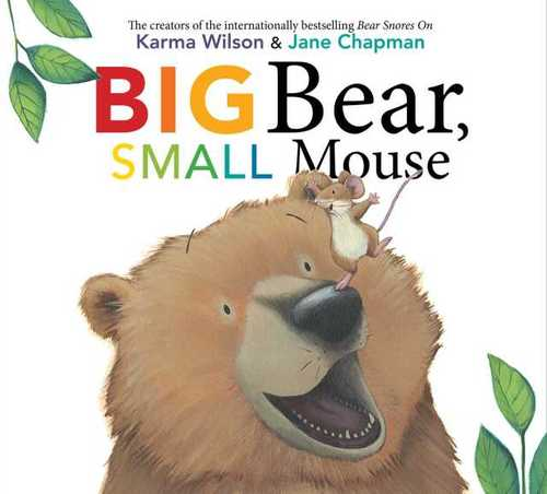 Big Bear, Small Mouse book