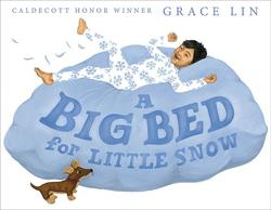 Big Bed for Little Snow book