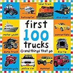 Big Board First 100 Trucks and Things That Go book