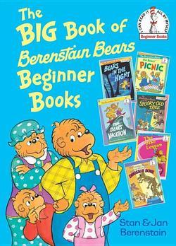 Big Book of Berenstain Bears Beginner Books book