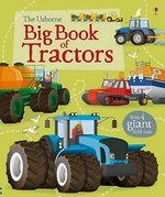 Big Book of Tractors book