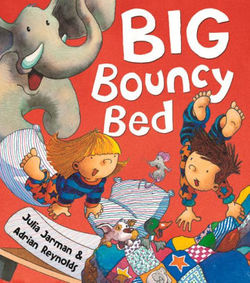 Big Bouncy Bed book