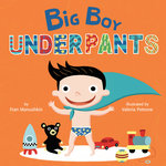 Big Boy Underpants book