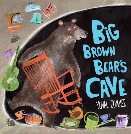 Big Brown Bear's Cave book