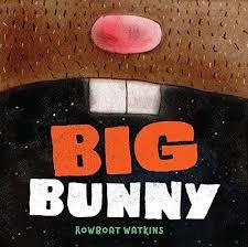 Big Bunny book