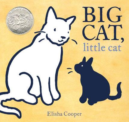 Big Cat, Little Cat book