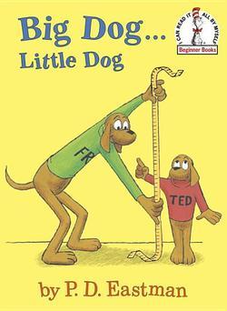 Big Dog...Little Dog book