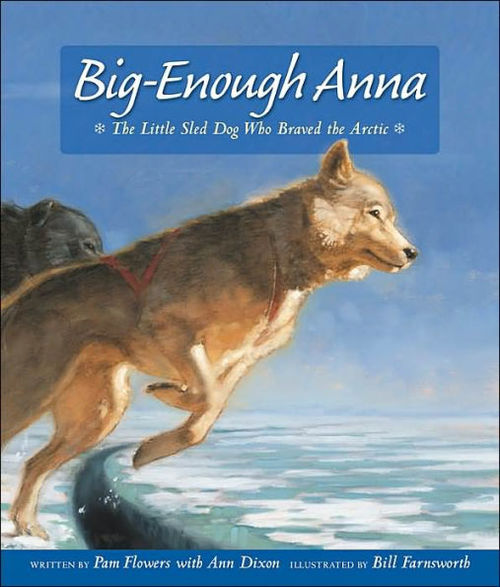 Big-enough Anna book