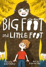Big Foot and Little Foot (Book #1) book
