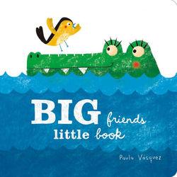 Big Friends, Little Book book