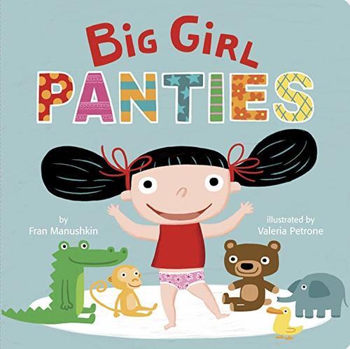 Big Girl Panties book