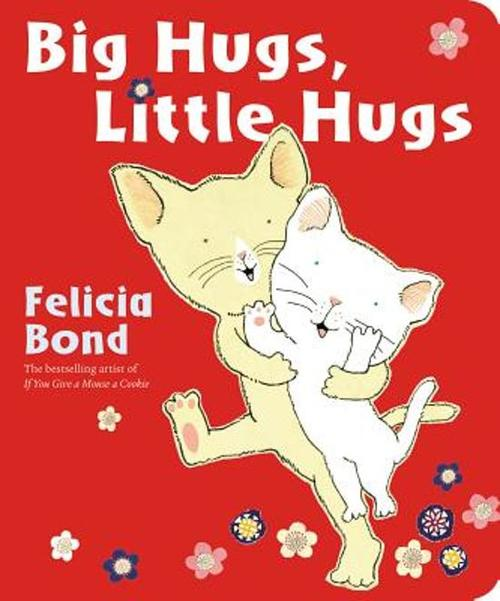 Big Hugs, Little Hugs Book