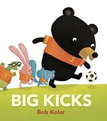 Big Kicks book