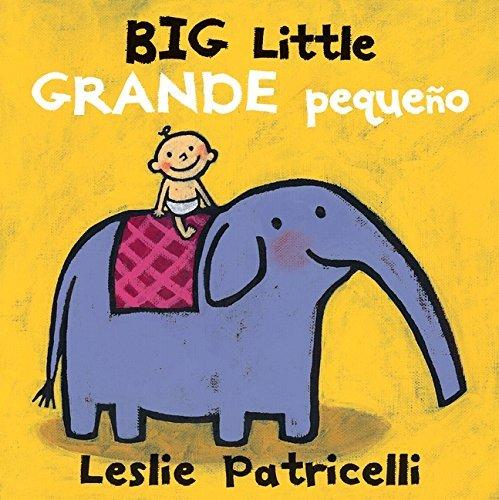 Big Little / Grande Pequeño Book