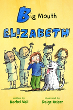 Big Mouth Elizabeth book