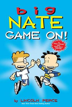 Big Nate: Game On! book