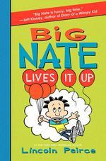 Big Nate Lives It Up book