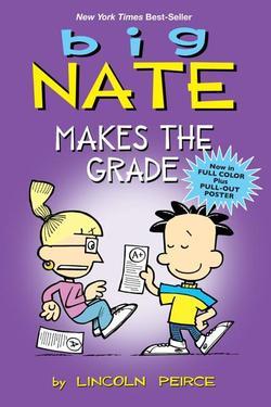 Big Nate Makes the Grade book