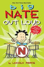 Big Nate Out Loud book