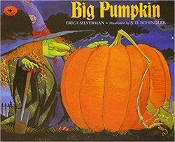 Big Pumpkin book
