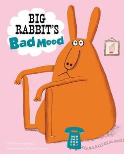 Big Rabbit's Bad Mood book