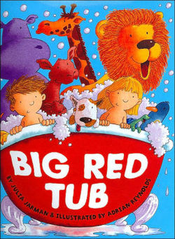 Big Red Tub book