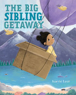 Big Sibling Getaway book