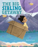 Big Sibling Getaway book
