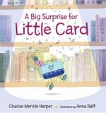 Big Surprise for Little Card book
