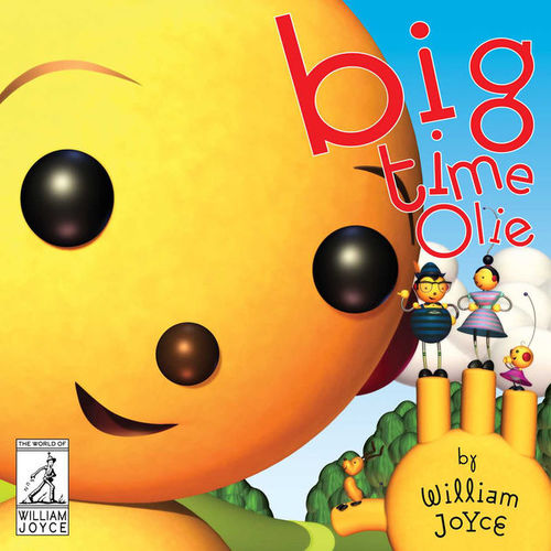 Big Time Olie book