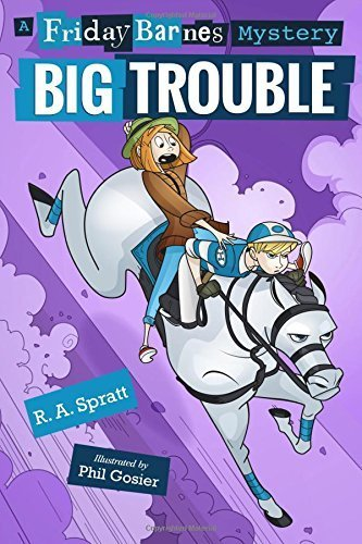 Big Trouble: A Friday Barnes Mystery book