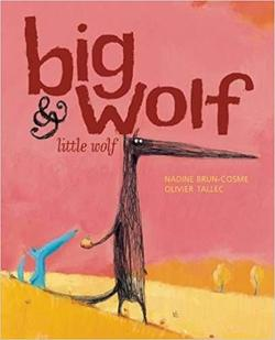 Big Wolf & Little Wolf book