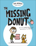 Big Words Small Stories: The Missing Donut book