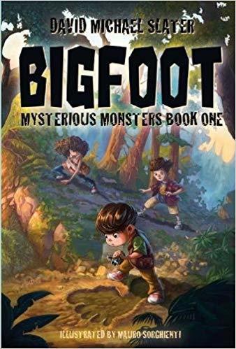Bigfoot book