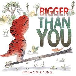 Bigger Than You book