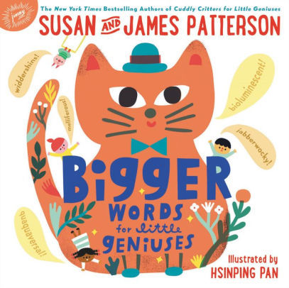 Bigger Words for Little Geniuses book