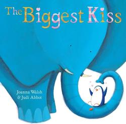 Biggest Kiss book